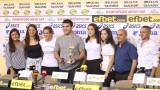 Женският национален отбор по борба и Петър Касабов са отбор и треньор №1 за месец април