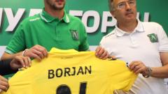 Милан Борян напуска Лудогорец