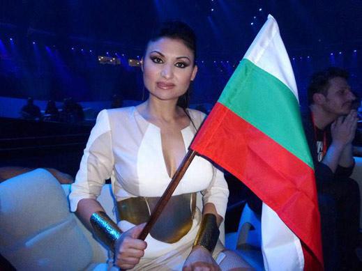 "Софи Маринова НЕ се класира за финала на ""Евровизия 2012"""