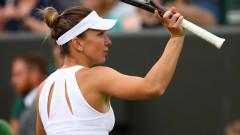 Симона Халеп разочарова публиката в САЩ, ще играе на финала в Синсинати