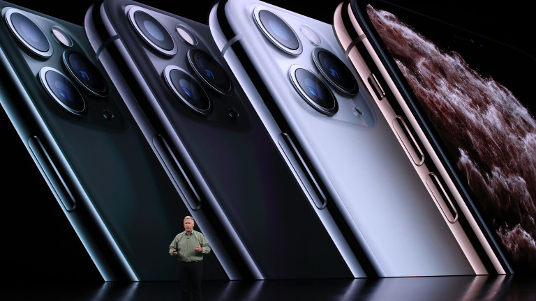 Rosenblatt Securities: Акциите на Apple може да спаднат до 150 долара