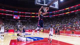 Сензацията е факт: Франция изхвърли САЩ от световното по баскетбол!