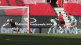 Саутхямптън победи Евертън с 2:0 във Висшата лига