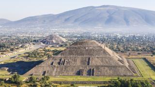 Мексикански инвеститори заплашват с булдозери Теотиуакан