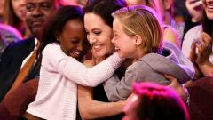 Отнемат дъщерята на Анджелина Джоли