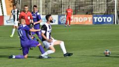 Локомотив (Пд) победи Етър с 2:0 при рестарта на Първа лига