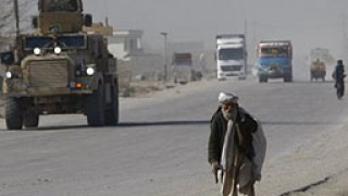 """Южен Афганистан под """"Удара на дракона"""""""