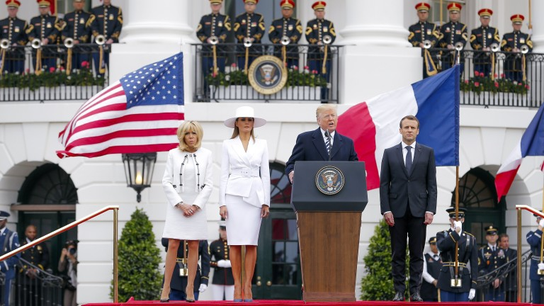 Президентът на САЩ Доналд Тръмп обяви, че има добър шанс