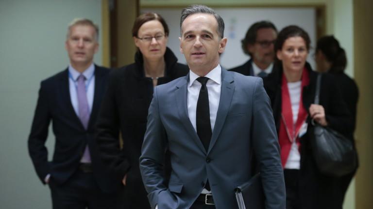Германският външен министър заяви, че държавите от Западните Балкани принадлежат