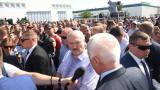 Обрат: Лукашенко обеща нови избори след приемане на конституция на референдум