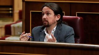 """Лидерът на """"Подемос"""" се надява на споразумение със социалистите в последния момент"""