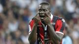 Какъв старт за Балотели, нападателят избухна с два гола за зрелищен обрат срещу Марсилия! (ВИДЕО)
