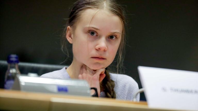 Грета Тунберг: Законът на ЕП за селското стопанство подклажда екологично разрушение