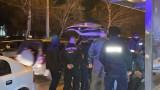Полицейски екшън в Търново след стрелба с автомат от джип