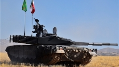 Иран показа нов танк