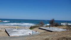 """Спират строителството на плажа """"Корал"""""""