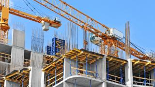Строителството на жилища се концентрира в четирите най-големи града