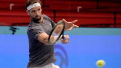 Григор Димитров пропуска Sofia Open заради контузия