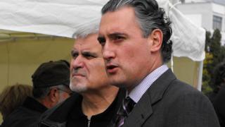 Домусчиев скочи на сватбаря Ивайло Стоянов
