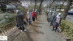 12 странни снимки от Google Street View