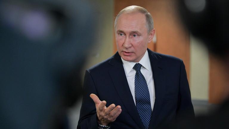 Путин предрича съюзнически отношения между Русия и Украйна