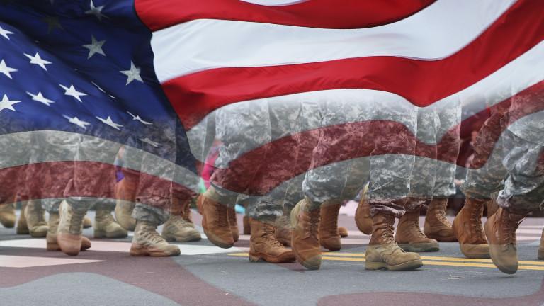 Армията на САЩ е под заплаха заради наднормено тегло