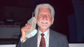 Създателят на мобилния телефон казва, че това е следващото голямо нещо в технологиите
