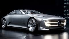 Mercedes показва конкурент на Tesla Model S през есента