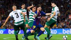 Барселона с очакван разгром над Ейбар - 6:1