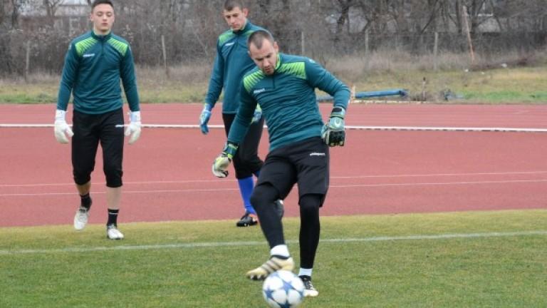 Благой Макенджиев: Ще преследваме място в Топ 6, докато имаме шансове
