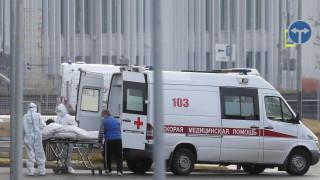 Четвърти ден поред над 18 000 заразени с коронавируса в Русия