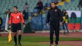 Петър Хубчев: Не коментирам Левски, Лечков да не напада футболистите ми