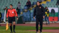 Хубчев пак не отрече за Левски, готов е да се раздели с националния тим