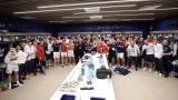 Коронавирус и в руския национален отбор