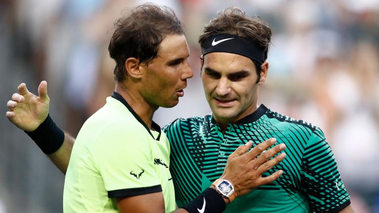 """Рафаел Надал е лек фаворит срещу Роджър Федерер в битката за финал на """"Уимбълдън"""""""