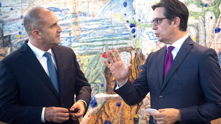 Президентът Румен Радев е провел телефонен разговор с държавния секретар