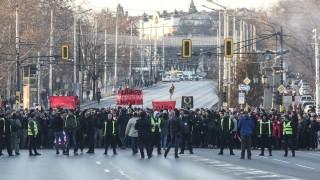 СДВР с мерки за охрана преди мача между ЦСКА и Зоря