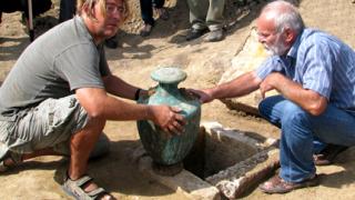 24-вековен артефакт открит в Несебър