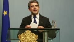 Плевнелиев свика парламента на 27 октомври и даде съвети какво да работи