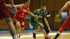 Станимир Маринов със силен мач за румънския си клуб