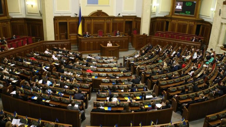 Радата определи външнополитическия курс на Украйна – НАТО и ЕС