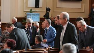 Депутатите отхвърлиха ветото на президента върху Закона за КТБ