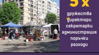 Обединение на общинските пазари в едно ръководство, предлага Бонев