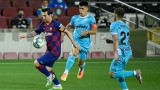 Меси одобрява трансфер на Лаутаро в Барселона