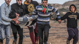 ООН заклейми Израел за използването на сила при протестите в Газа