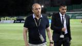 Илиан Илиев: Предпочитам да взимаме българи в отбора, търсим централен защитник, халф, крило и нападател