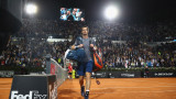 Анди Мъри загуби първия си мач в Рим