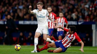Още един футболист не тренира с Реал (Мадрид)