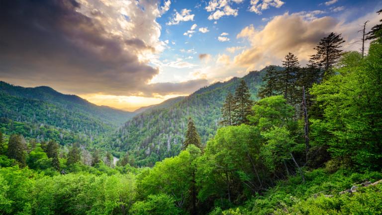 Апалачите са една от най-живописните планински вериги на Земята.