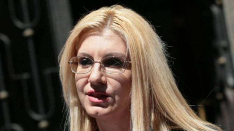 Десислава Ахладова е и.д. правосъден министър